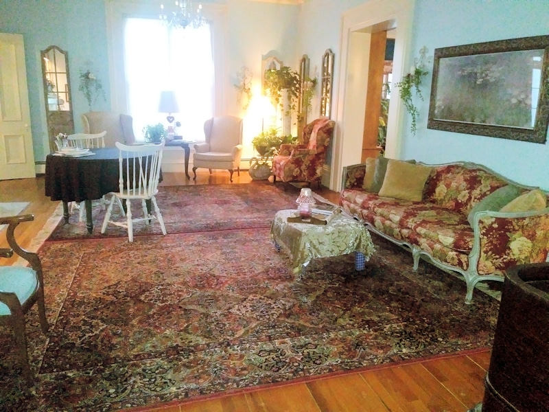 Parlor, Feb 2019 looking East