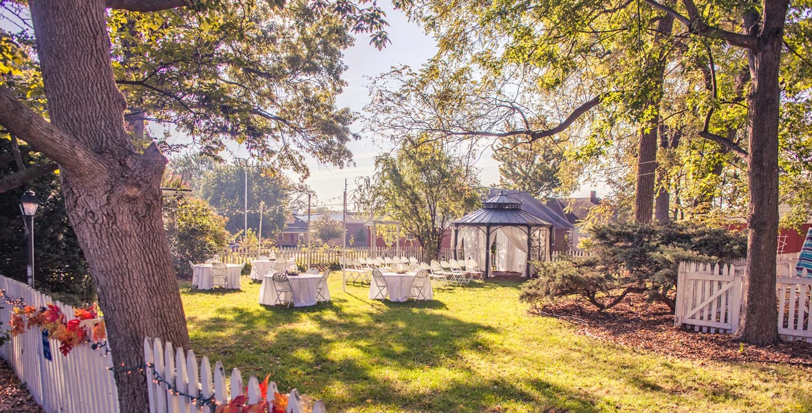 6 reasons why this is your wedding venue