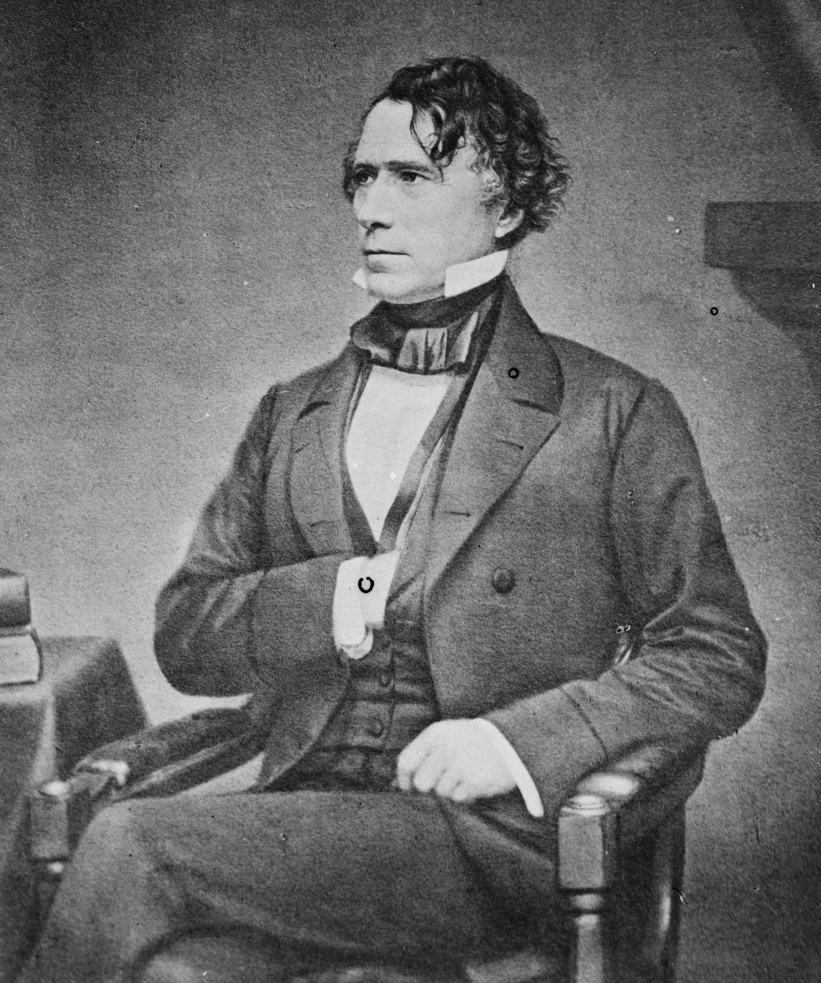 1850s Franklin Pierce