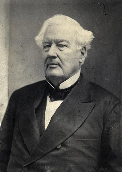 1850s Millard Fillmore