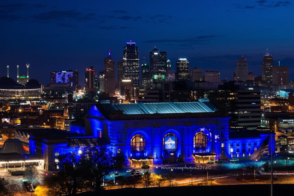 10 reasons to visit Kansas city